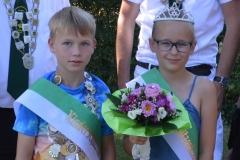 Kinderkönigspaar 2018