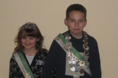 Kinderkönigspaar 2009