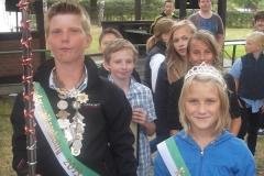 Kinderkönigspaar 2013