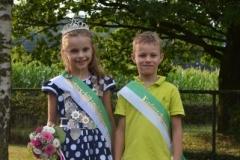 Kinderkönigspaar 2016