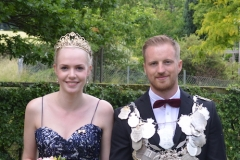 Königspaar 2017