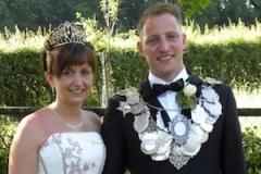Königspaar 2012